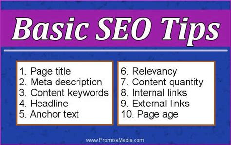Basic Seo Guide by Advertising And Marketing For Small Business