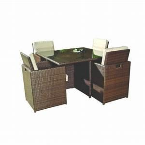 bosmere m655 4 seat cube set cover garden rattan furniture With rattan garden furniture seat covers