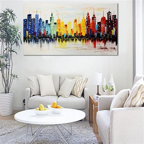 2018 Latest Inexpensive Abstract Wall Art
