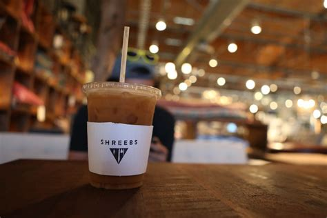 shreebs coffee pop  crafts horchata cold brew lattes