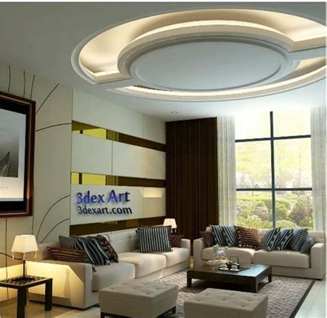 Latest False Ceiling Designs For Living Room And Hall 2019