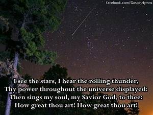 How great Thou art!   Songs   Pinterest   Art and How great
