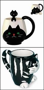 Cutest Ever Cat Coffee Mugs
