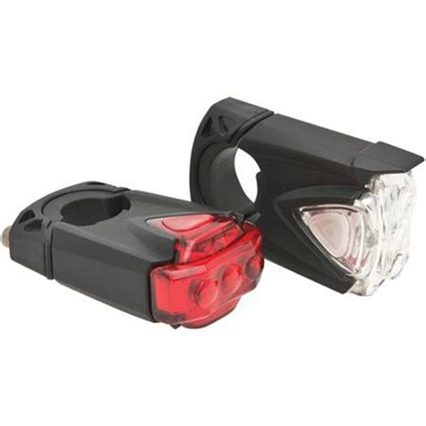 bell radian  rechargeable led bike light set sports