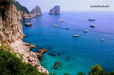 Isle Of Capri Sun Sand And Sea