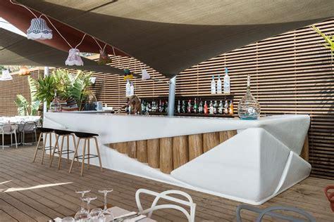 Bar D'exterieur Bond Restaurant Le Marais