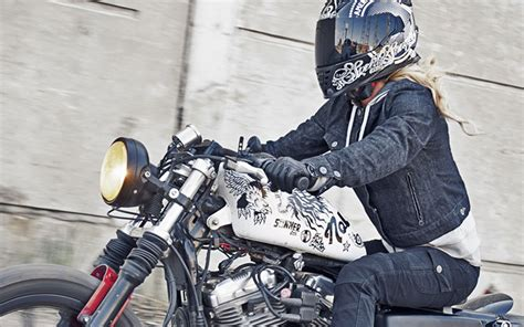 Women's Motorcycle Riding Gear