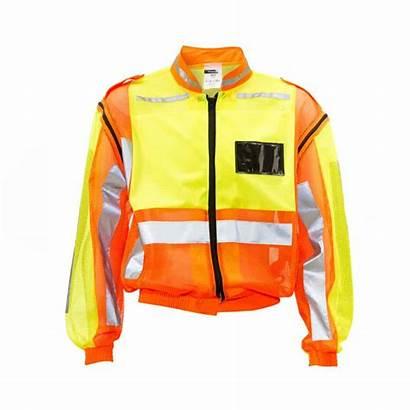 Reflective Vest Tone Traffic Jackets Jacket Dromex