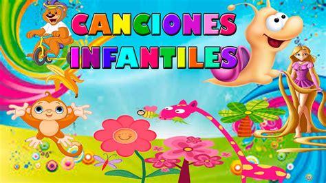 Videos Canciones Cortas Infantiles  Mix Youtube Canciones
