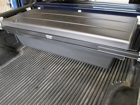 truxedo tonneaumate truck bed toolbox  clamp kit