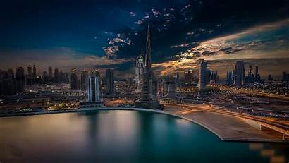Dubai Arab Desktop Khalifa Arabic Burj Emirates