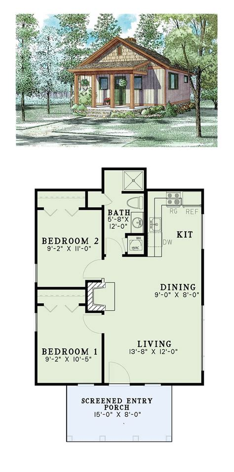2 bedroom small house plans best 25 tiny house plans ideas on small home