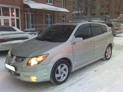 2004 Pontiac Vibe Pictures, 1.8l., Gasoline, Ff, Automatic