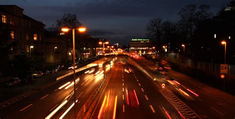 Time Lapse After Effects Template by City Traffic Sunset Time Lapse By Video Footages Videohive