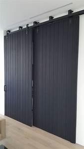 Sliding Barn Doors - Non-warping patented honeycomb panels