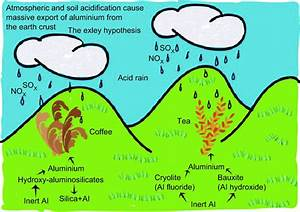 Mobilisation Of Aluminium As A Consequence Of Acid Rain