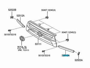 Service Manual  Diagram Of Removing A Grill From A 2006 Infiniti Qx