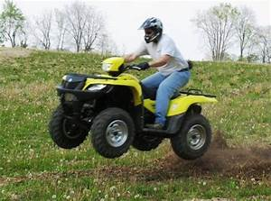 Suzuki King Quad Lt