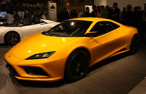 2017 Lotus Esprit Redesign And Review