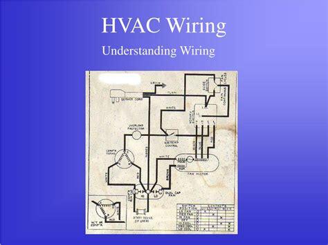 Electrical Wiring Diagram Hvac by Ppt Hvac Wiring Powerpoint Presentation Id 255717