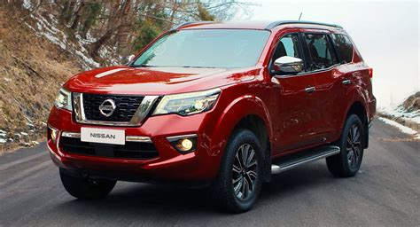 Nissan Terra Picture by Nissan Terra Is A 181hp On Frame Suv That You Can T