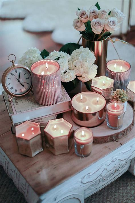 At Home With Votivo Candles  Cella Jane  Pinterest