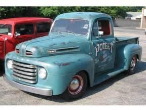 Trucks with Patina Paint Job