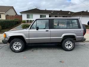 1988 Isuzu Trooper All Original California Vehicle