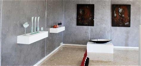 wand in betonoptik wandspachtel wandbeschichtung spachteltechnik stucco pompeji spachtelputz maler bilder