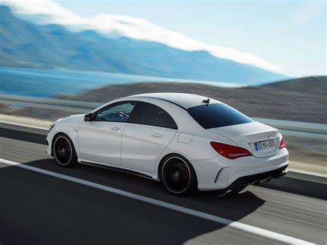 2014 Mercedesbenz Cla45 Amg Leaked Gallery