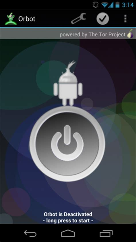 orbot tor on android how to fix orbot tor for android 4 1 jelly bean devices