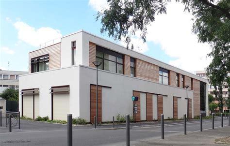 maison des associations deuil la barre 93 a5a architectes