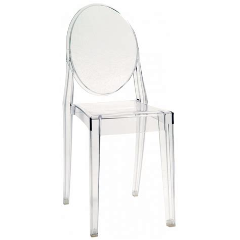 chaises starck ghost ghost chair
