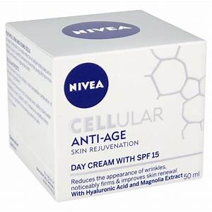 Nivea cellular anti age day cream review