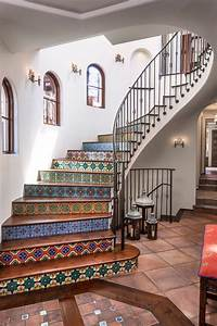 spanish style staircase pictures photos and images for With kitchen cabinet trends 2018 combined with religious wall art quotes
