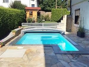 Pool Garten Preis : schwimmbecken und berdachung fr kleine 800 597 ideas para implementar pinterest ~ Markanthonyermac.com Haus und Dekorationen