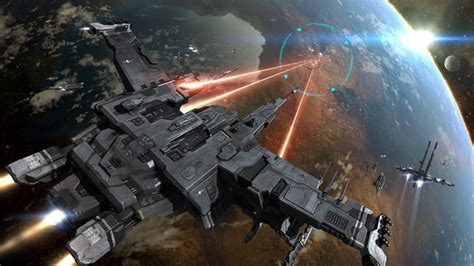 Eve Online Into The Abyss  Abyssal Deadspace, Ship