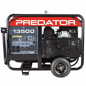 13500 Peak  11000 Running Watts  22 Hp  670cc  Gas