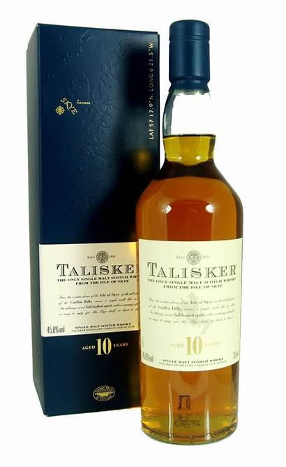 Talisker Malt Whisky Single Scotch 10yr Whisk