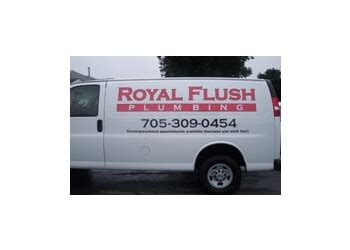 royal flush plumbing 3 best plumbers in barrie on threebestrated