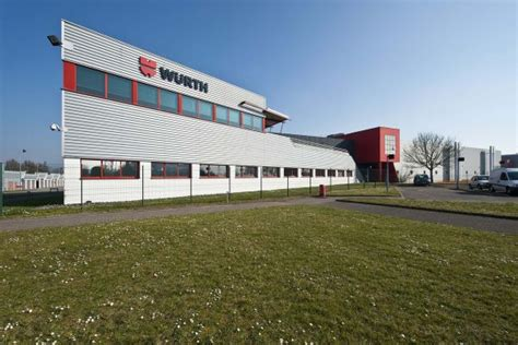 siege wurth würth 2000e partenaire de la marque alsace