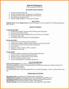 5 leadership skills on resume example ledger paper for Leadership skills examples for resume