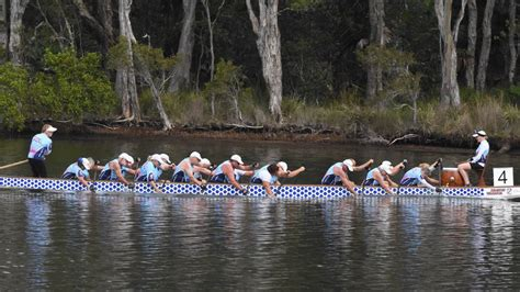 Dragon Boat Newcastle Nsw by Golden Boys Flamin Dragons Back Up Success At Forster