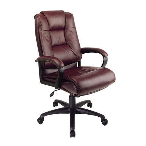 high back desk chair executive leather desk chairs offer great convenience and