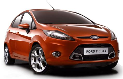 Ford Fiesta S 2009 Cartype