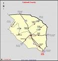 Caldwell County, North Carolina