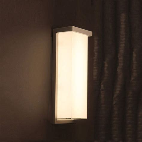 ledge led outdoor wall sconce by modern forms