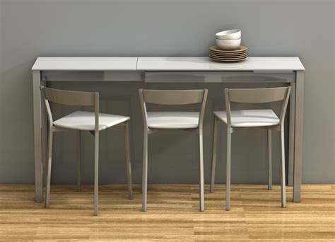 space saving kitchen tables modern console tables