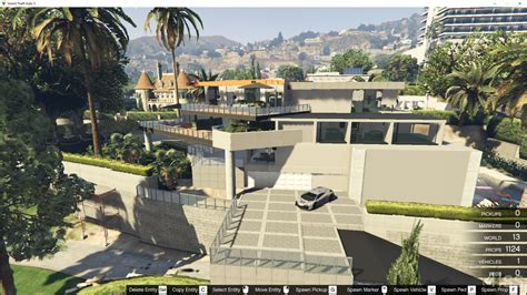 Billionaire Mansions! Gta 5 Mods Showcase (gta