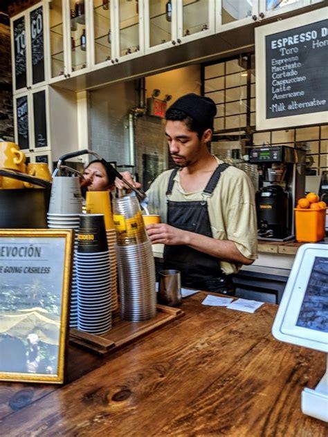 .1 387 публикаций — посмотрите в instagram фото и видео devoción (@devocionusa). Devocion coffee | Travel instagram, Brooklyn
